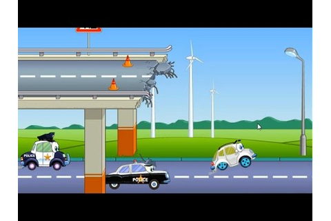 Wheely 1 Game Level 9 Walkthrough - YouTube