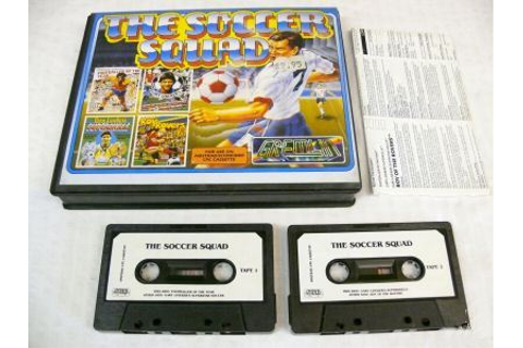 CPCRULEZ > AMSTRAD CPC GAMESLIST > COMPILATION: THE SOCCER ...