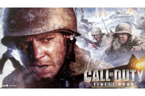 Call of Duty Finest Hour PC Game Free Download Full Version