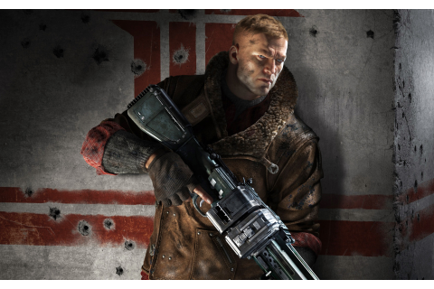 Wolfenstein The New Order Game Wallpapers | HD Wallpapers ...