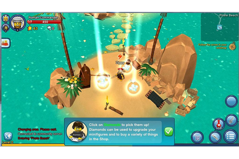 Lego Minifigures Online - Games Educate Kids