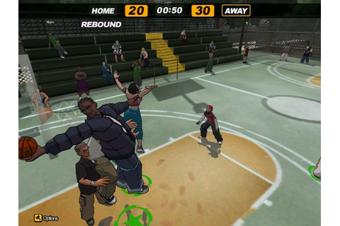 FreeStyle Street Basketball Review and Download
