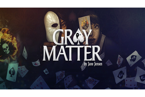 Gray Matter - Download - Free GoG PC Games
