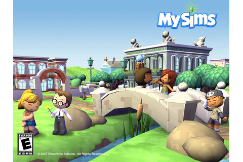 MySims Wallpapers - Games Wallpapers #3