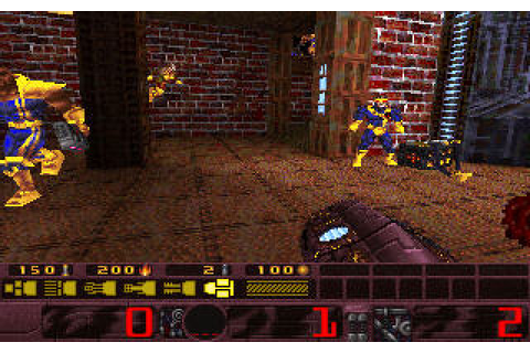 Скриншоты X-Men: The Ravages of Apocalypse на Old-Games.RU