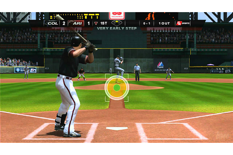 Major League Baseball 2K8 Xbox 360 Gameplay - Diving Play ...