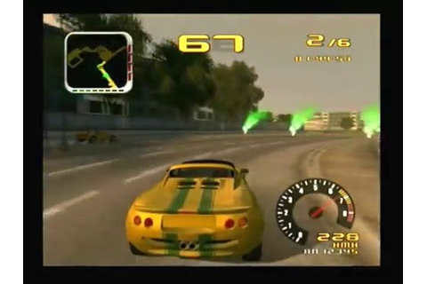 TD Overdrive The Brotherhood Of Speed PS2 #4 - YouTube