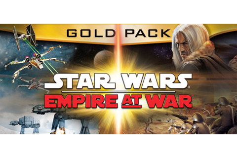 Steam Community :: Star Wars: Empire at War Gold