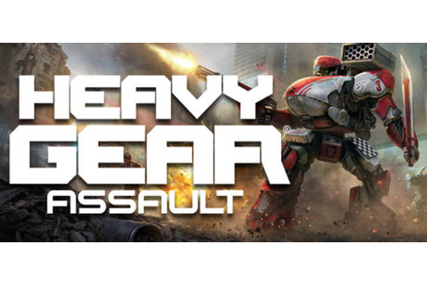 Heavy Gear Assault - major updates coming for bug fixes ...