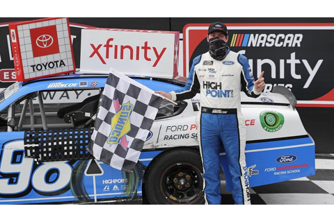 Chase Briscoe gets emotional win at NASCAR Xfinity Series ...