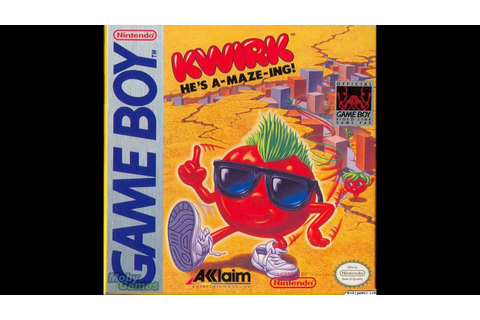 Kwirk Theme - GameBoy 1990 - YouTube