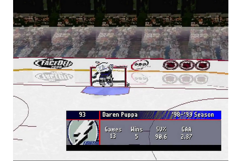 NHL Faceoff 2000 Download Game | GameFabrique