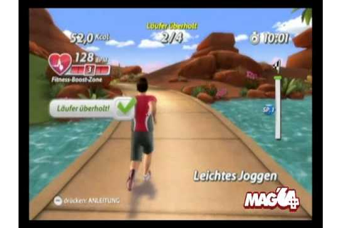 [Mag'64 - Wii] EA Sports Active 2: Personal Trainer - YouTube