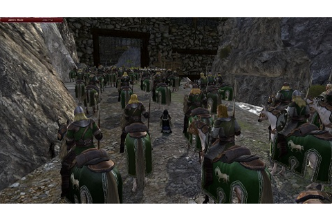 Lord of the Rings Online - Helm's Deep - Rich In Lore ...