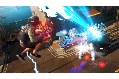 Sunset Overdrive Review: A Genuinely Fun Game, Once You ...