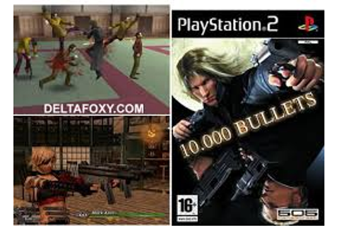 Verdugo Online: 10000 Bullets Torrent PS2 Game 2005