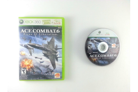 Ace Combat 6 Fires of Liberation game for Xbox 360 | The ...