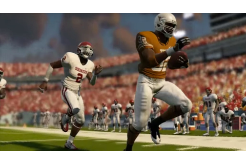 EA Sports' NCAA Football Game Will Be Back If The NCAA ...