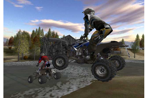 ATV Offroad Fury 2 Sony Playstation 2 Game