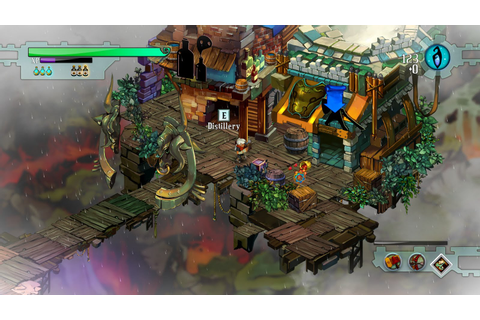 Bastion PC Review