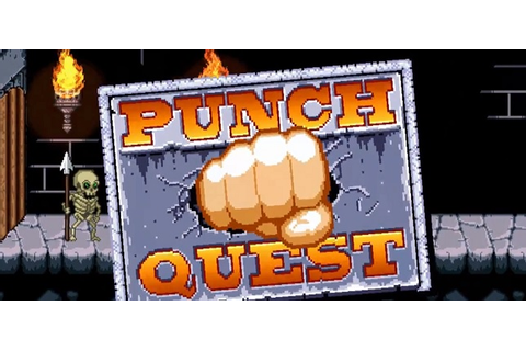 Punch Quest now available on the Play store, includes ...