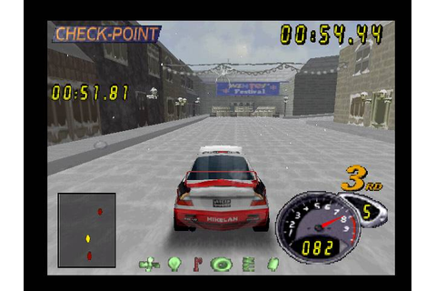 Top Gear Rally 2 (USA) ROM
