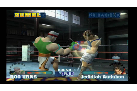 Ready 2 Rumble Revolution Video Review by GameSpot - YouTube