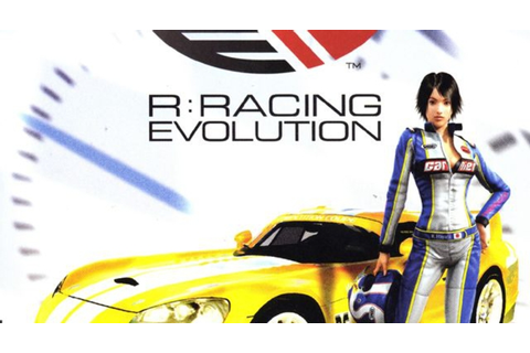 Random Game #11 – R: Racing Evolution [GameCube] | My ...
