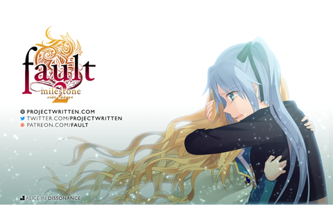Fault Milestone Two Side Above Free Download | Anime PC ...