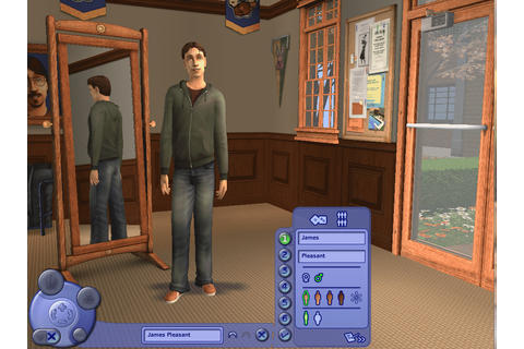 James' Sims 2 Thoughts: The Sims 2: University (2005)