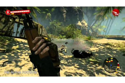 Dead Island Riptide Gameplay - YouTube