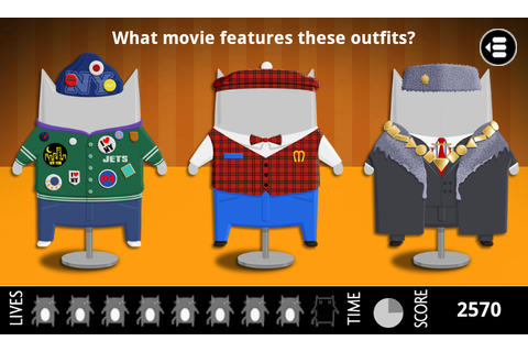 MovieCat - Movie Trivia: Amazon.co.uk: Appstore for Android