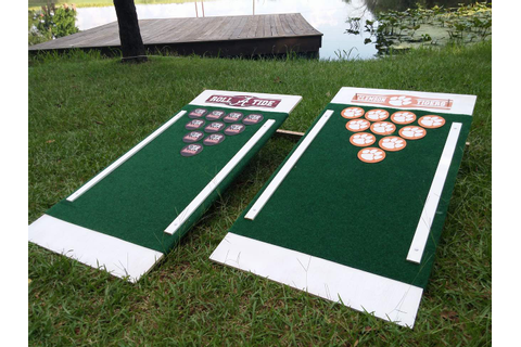 Beer Pong Golf Drinking Game » Gadget Flow