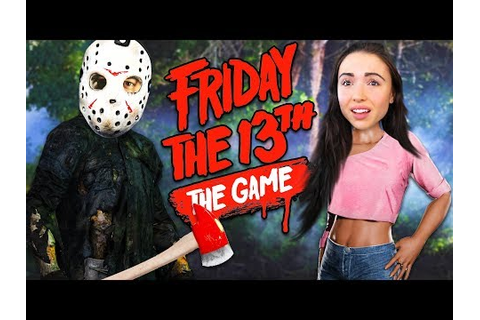 FRIDAY THE 13th GAME - NEW MAPS!! - YouTube