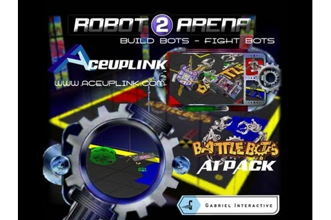 Robot Arena 2-Best robot ever [HD] - YouTube