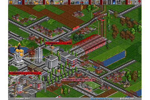 Classic strategy gaming with Transport Tycoon | Abdussamad.com