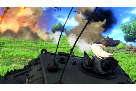 'Girls Und Panzer Dream Tank Match' Brings Anime Tank ...