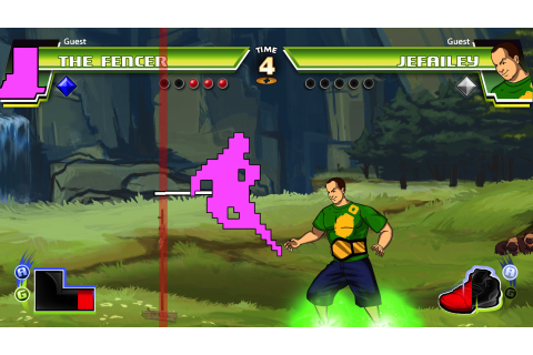 Divekick on PS4 | Official PlayStation™Store US