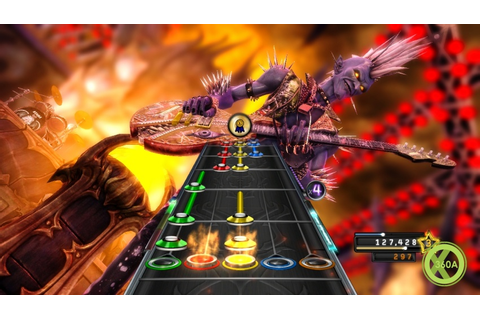 "Guitar Hero 7 Was to Be Guitar-Only, A ""Disaster"" Says ..."