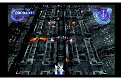 Silpheed: The Lost Planet Screenshots for PlayStation 2 ...