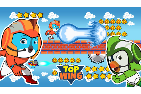 Super Top Wings Games for Android - APK Download