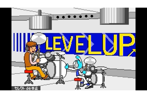 Rhythm Tengoku (GBA), All Drum Lessons - YouTube