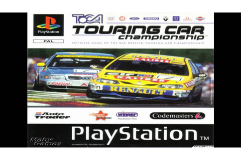 Classic Games - Toca Touring Car Championship - YouTube
