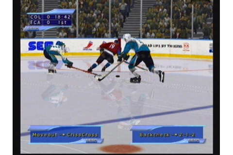 NHL 2K2 (2002) by Visual Concepts Dreamcast game