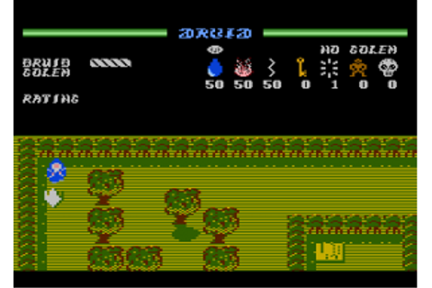 Game Classification : Druid (1986)