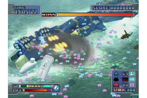 Space Invaders Get Even on Nintendo Wii - Technabob