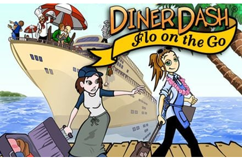 Download Diner Dash: Flo On The Go for free at FreeRide Games!