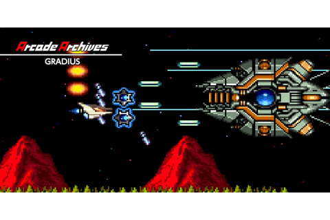 Arcade Archives GRADIUS | Nintendo Switch download ...