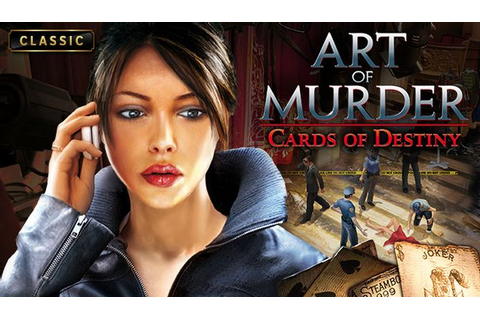 Art of Murder - Cards of Destiny « GamesTorrent