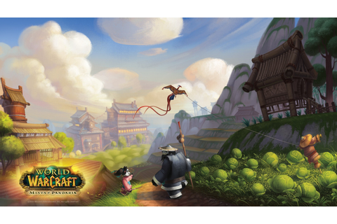 Wallpaper : video games, World of Warcraft, World of ...